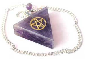 The Amethyst Pendulum is Best for Dowsing