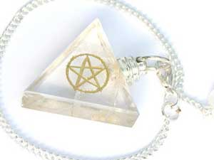 The Crystal Pendulum is Best for Balancing the Chakras and Spiritual Healing
