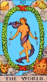 The World - Tarot Card Meaning