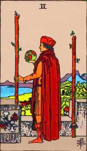 2 of wands reversed relationship outcome